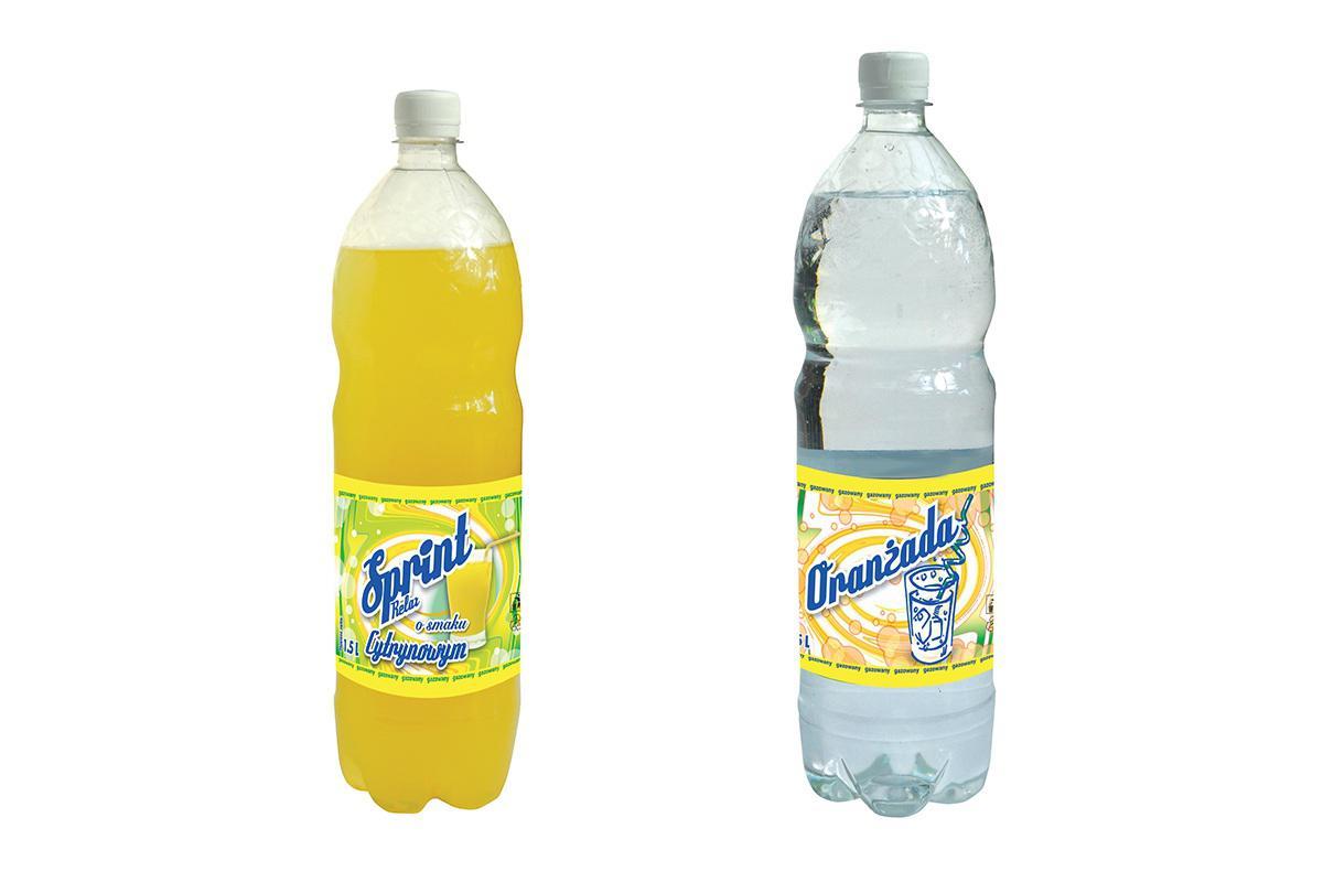 etykiety na napoje