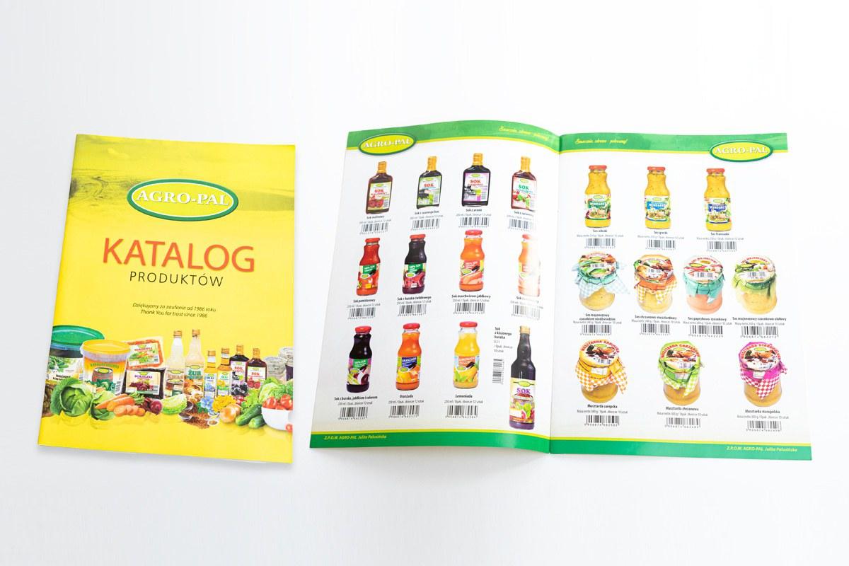 Katalog produktowy Agropal