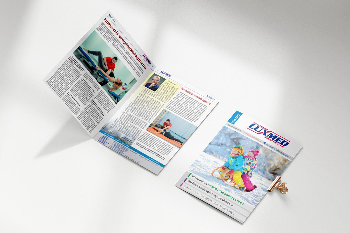 magazyn/gazetka medyczna