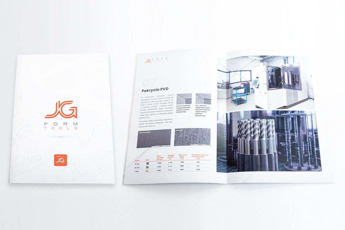 katalog reklamowy JG