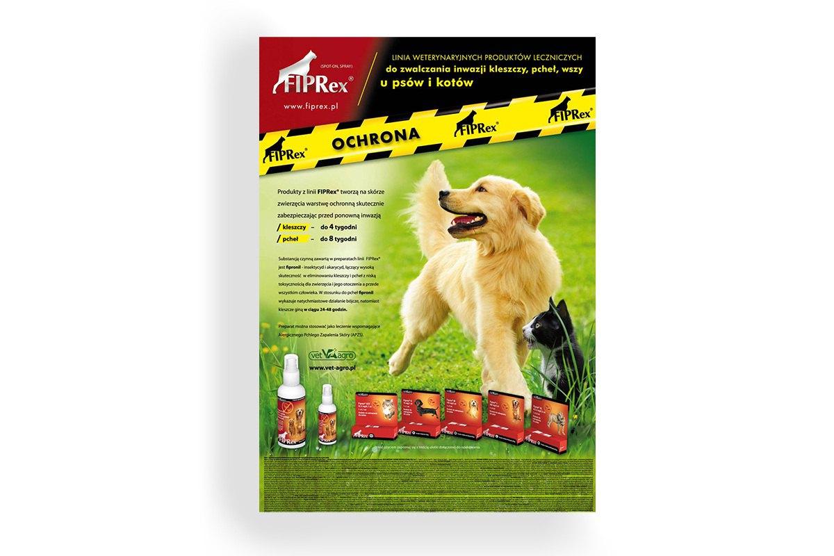 plakat reklamowy