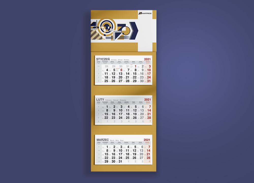 kalendarze firmowe, reklamowe Świdnik Lublin